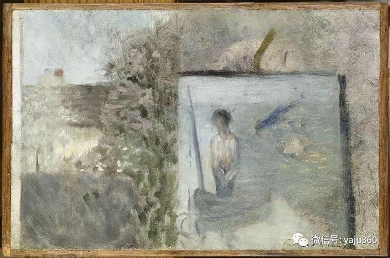 点彩派代表 法国Georges Seurat插图5