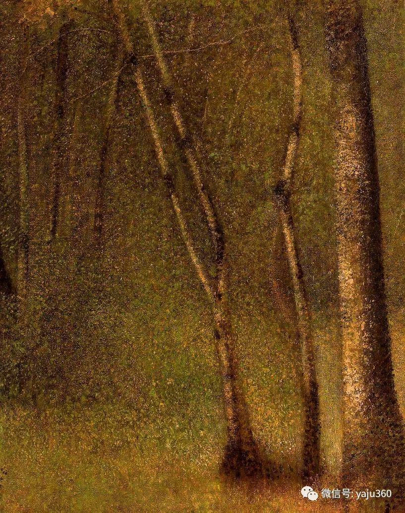 点彩派代表 法国Georges Seurat插图6