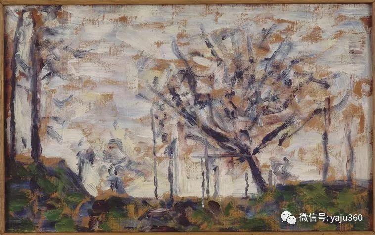点彩派代表 法国Georges Seurat插图47
