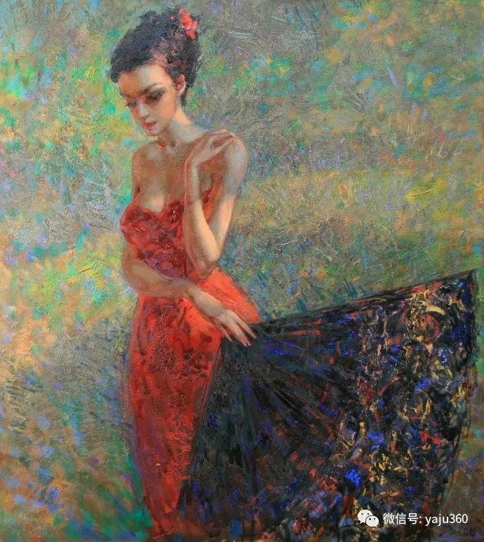 俄罗斯女画家Inna Tsukakhina油画欣赏插图