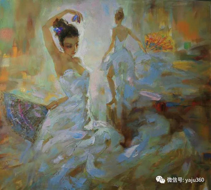俄罗斯女画家Inna Tsukakhina油画欣赏插图1