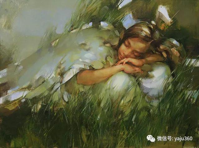 俄罗斯女画家Inna Tsukakhina油画欣赏插图3