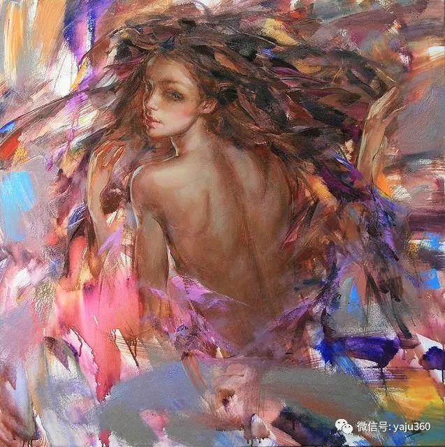 俄罗斯女画家Inna Tsukakhina油画欣赏插图4