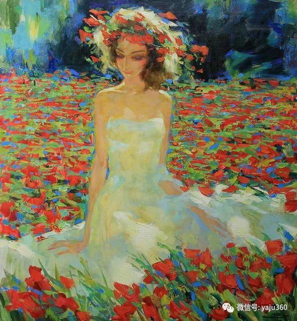 俄罗斯女画家Inna Tsukakhina油画欣赏插图5