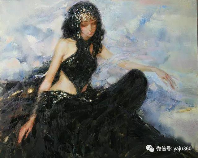 俄罗斯女画家Inna Tsukakhina油画欣赏插图6