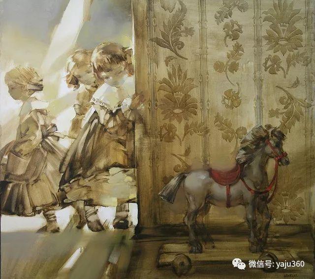 俄罗斯女画家Inna Tsukakhina油画欣赏插图11
