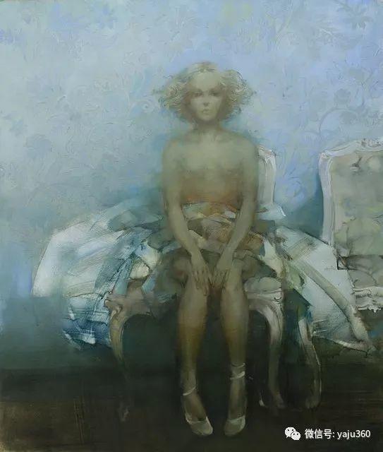 俄罗斯女画家Inna Tsukakhina油画欣赏插图12