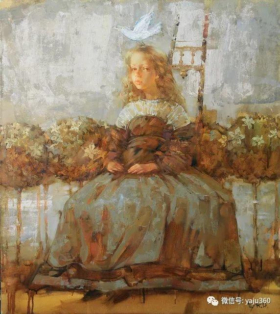 俄罗斯女画家Inna Tsukakhina油画欣赏插图13