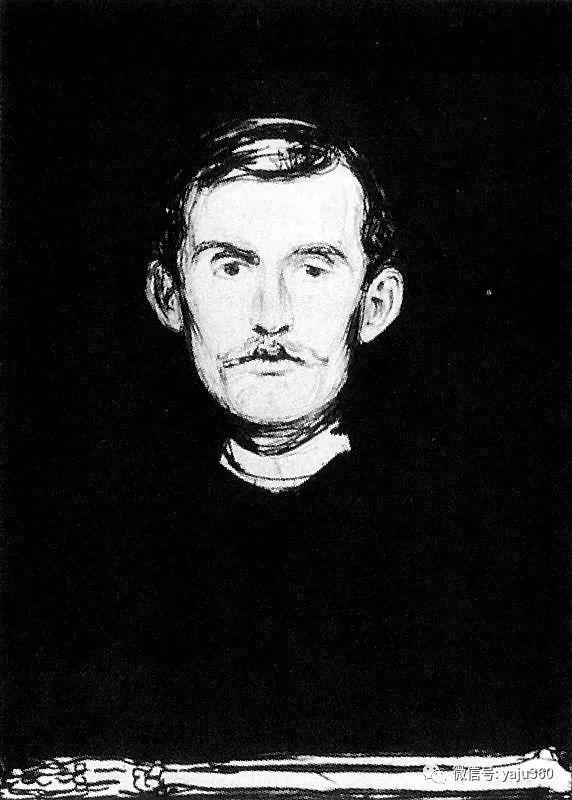 表现主义 挪威画家爱德华·蒙克插图