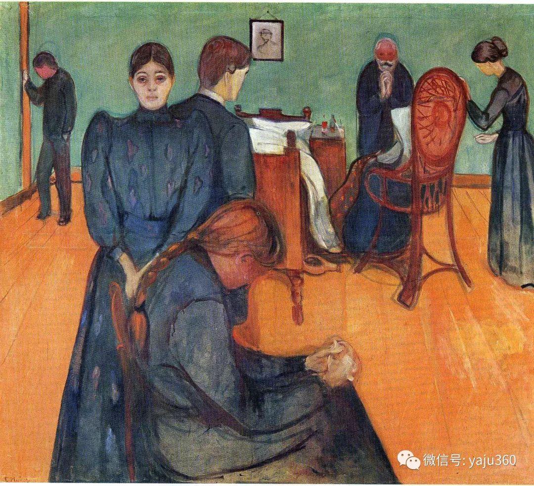 表现主义 挪威画家爱德华·蒙克插图1