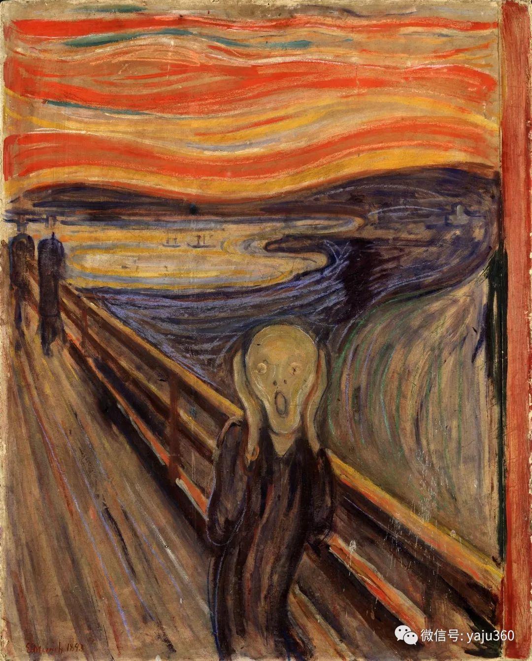 表现主义 挪威画家爱德华·蒙克插图2