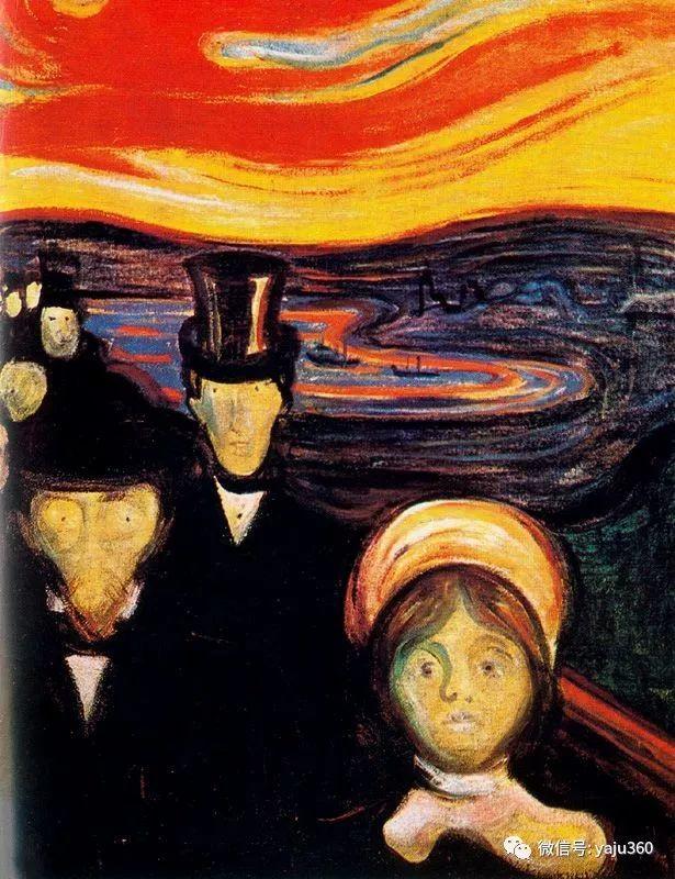 表现主义 挪威画家爱德华·蒙克插图3