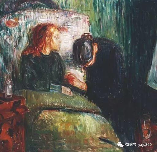 表现主义 挪威画家爱德华·蒙克插图7