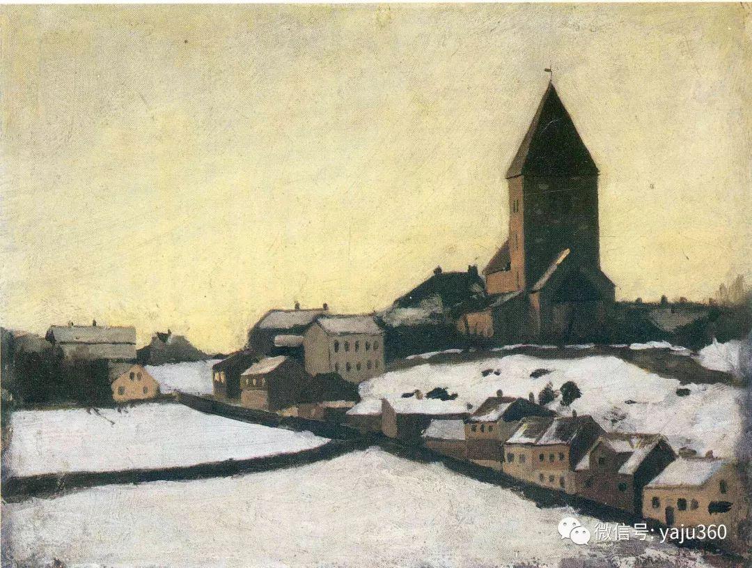 表现主义 挪威画家爱德华·蒙克插图9