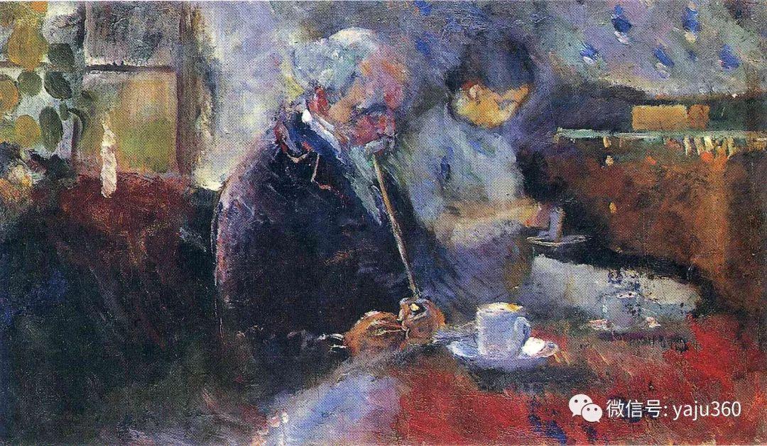 表现主义 挪威画家爱德华·蒙克插图11