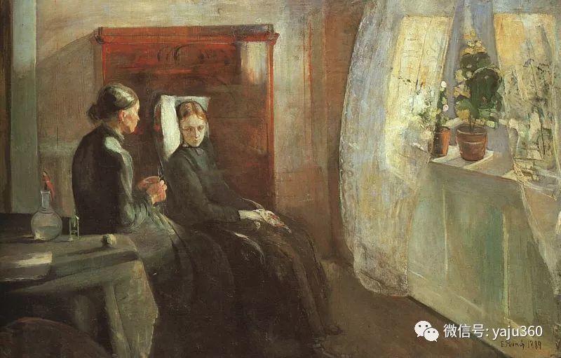 表现主义 挪威画家爱德华·蒙克插图18