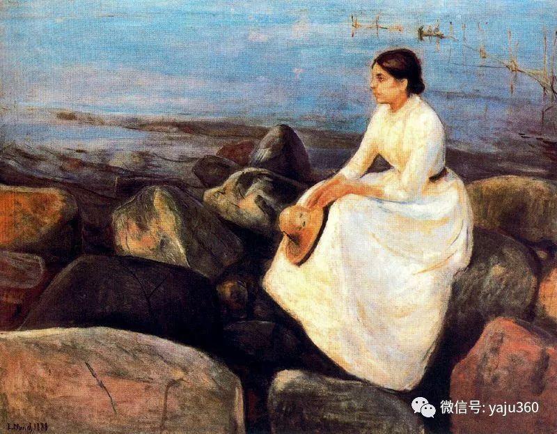 表现主义 挪威画家爱德华·蒙克插图19
