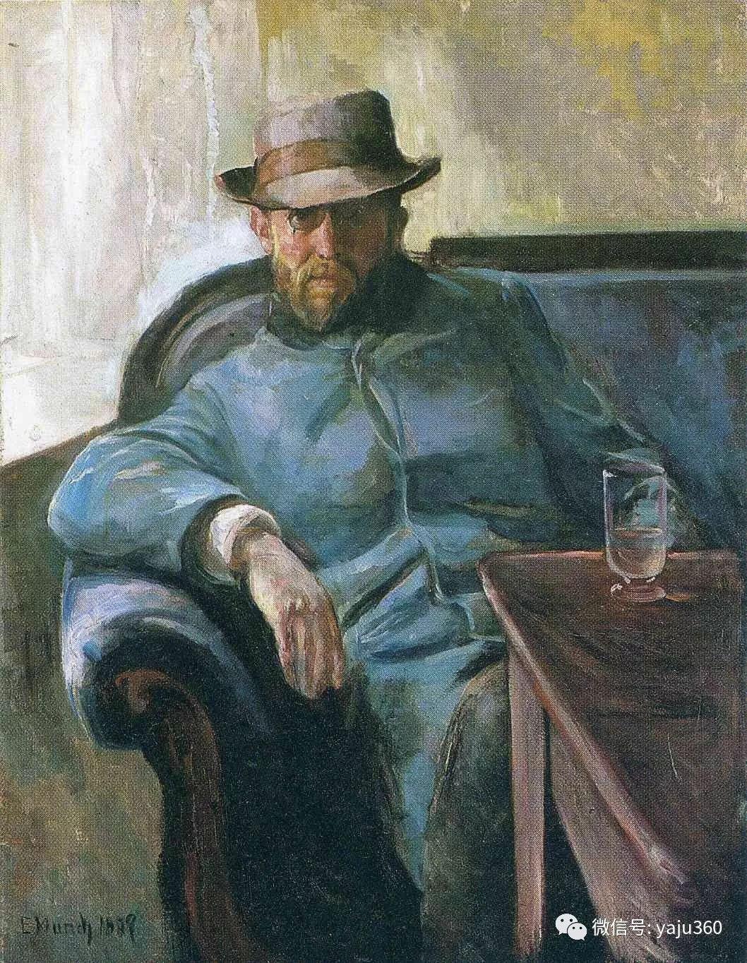 表现主义 挪威画家爱德华·蒙克插图20