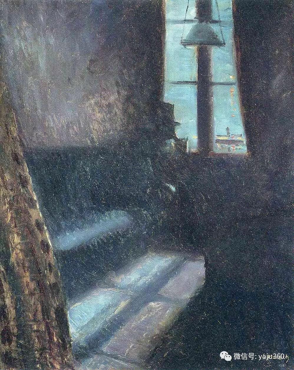 表现主义 挪威画家爱德华·蒙克插图21