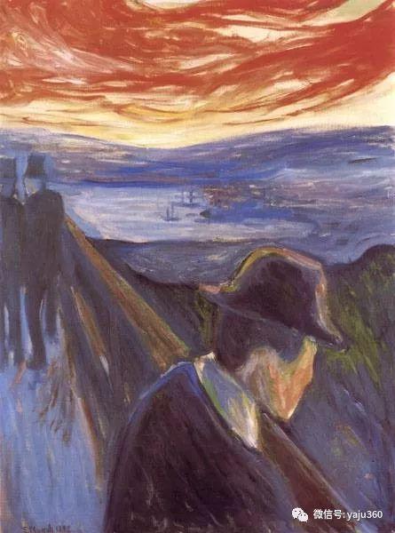 表现主义 挪威画家爱德华·蒙克插图27