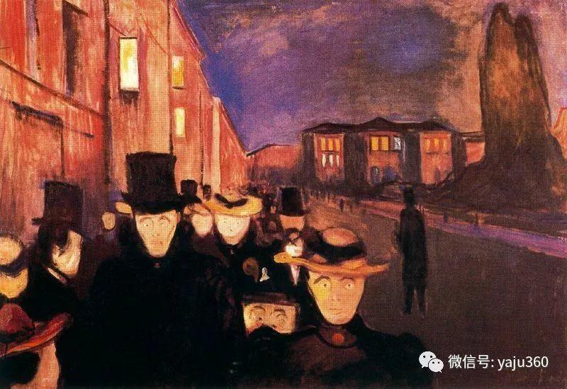 表现主义 挪威画家爱德华·蒙克插图28