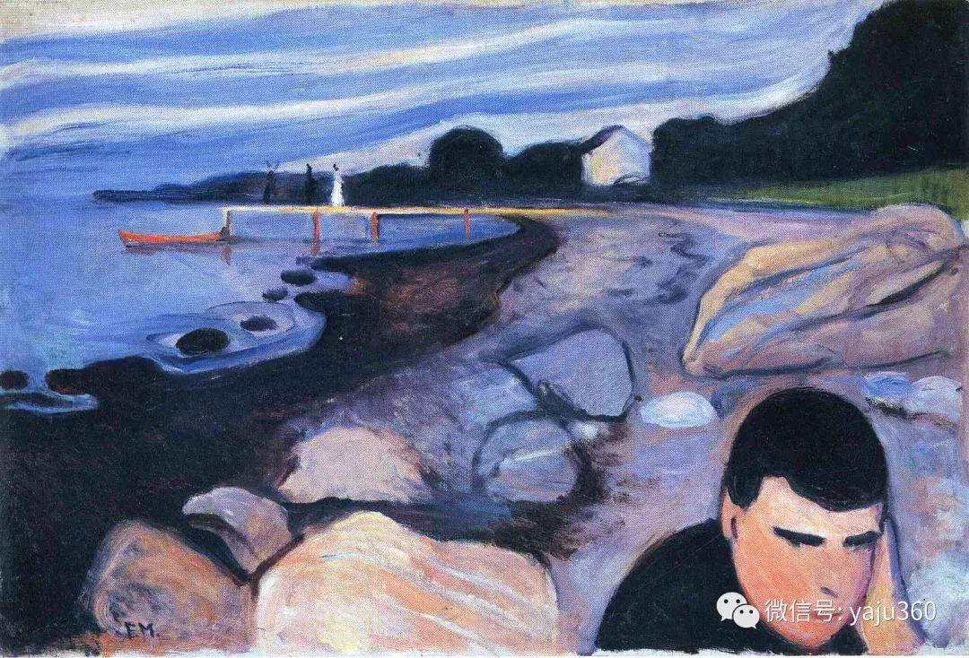 表现主义 挪威画家爱德华·蒙克插图30