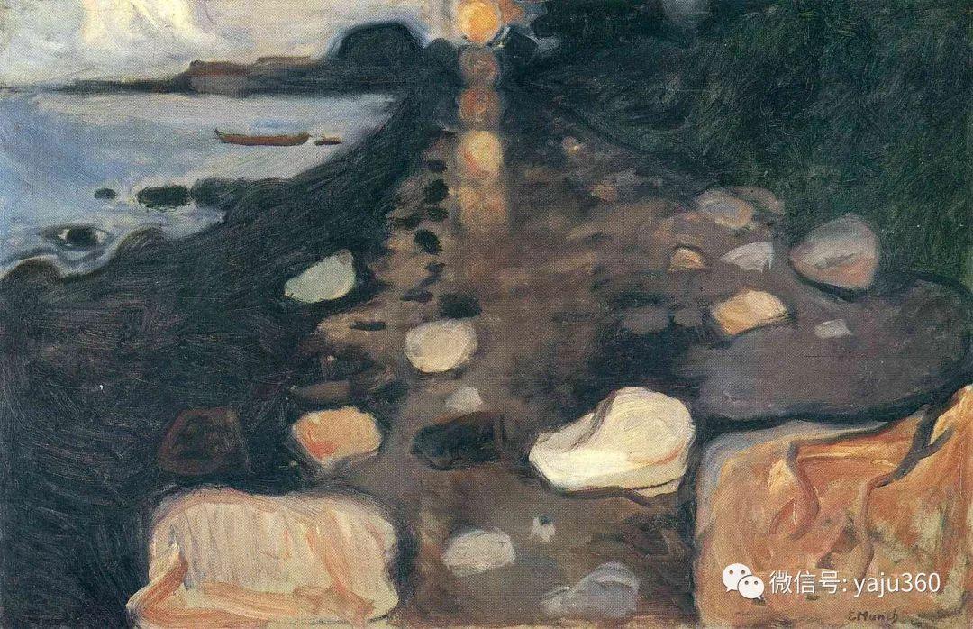 表现主义 挪威画家爱德华·蒙克插图31