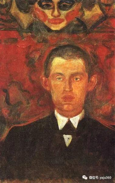 表现主义 挪威画家爱德华·蒙克插图33