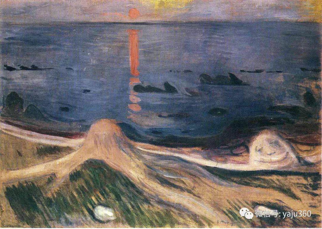 表现主义 挪威画家爱德华·蒙克插图34