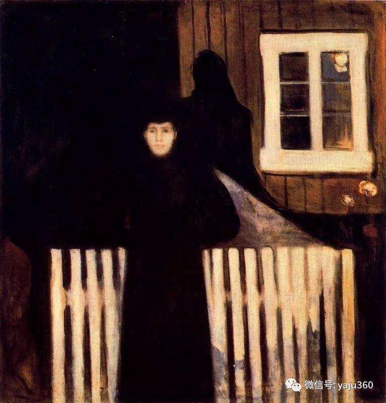 表现主义 挪威画家爱德华·蒙克插图37