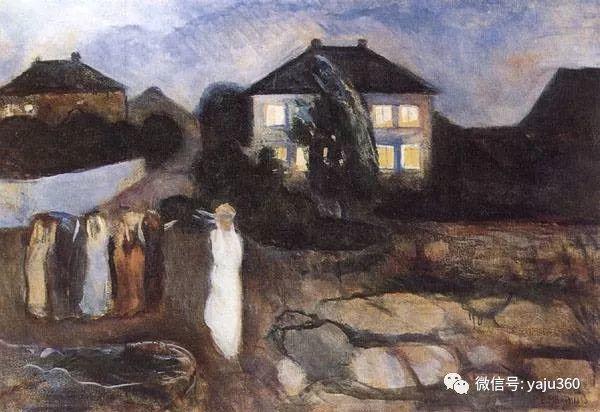 表现主义 挪威画家爱德华·蒙克插图39