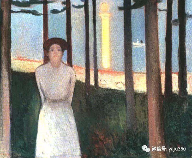 表现主义 挪威画家爱德华·蒙克插图40