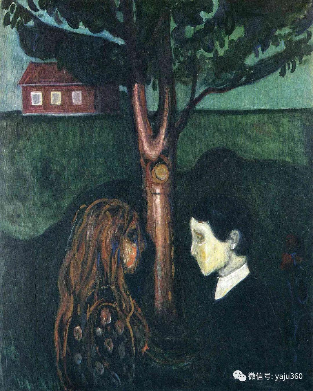 表现主义 挪威画家爱德华·蒙克插图41