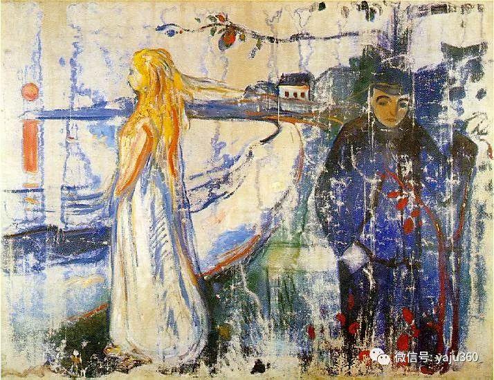 表现主义 挪威画家爱德华·蒙克插图43