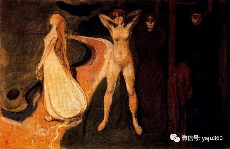 表现主义 挪威画家爱德华·蒙克插图44