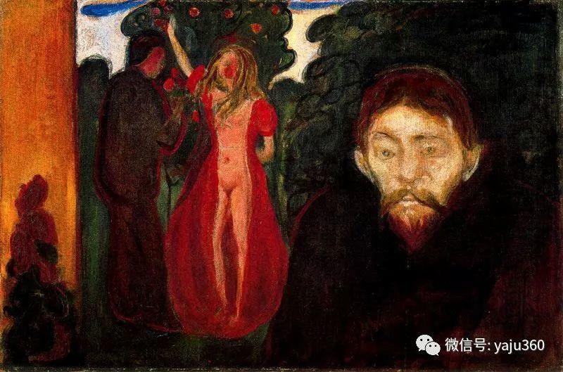 表现主义 挪威画家爱德华·蒙克插图45