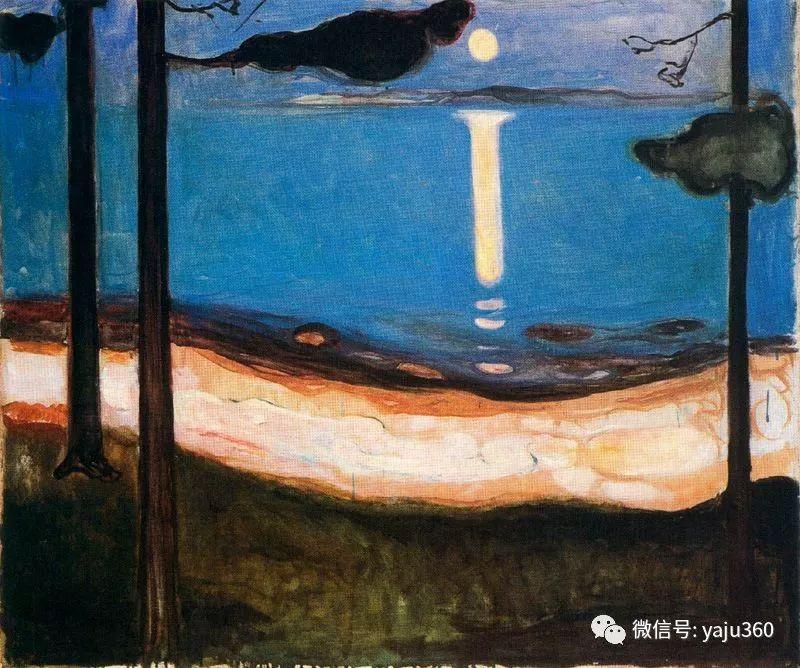 表现主义 挪威画家爱德华·蒙克插图46