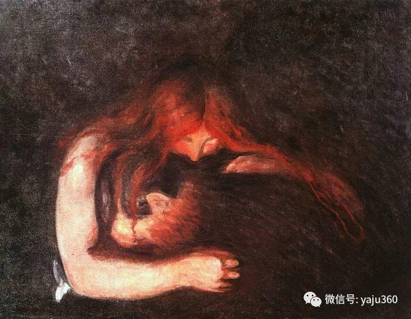 表现主义 挪威画家爱德华·蒙克插图49