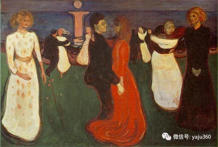 表现主义 挪威画家爱德华·蒙克插图57