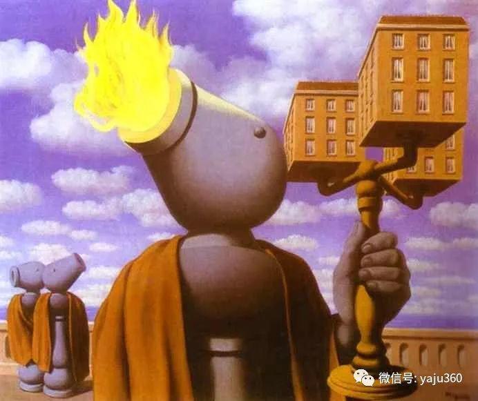 超现实主义 比利时画家Rene Magritte插图3
