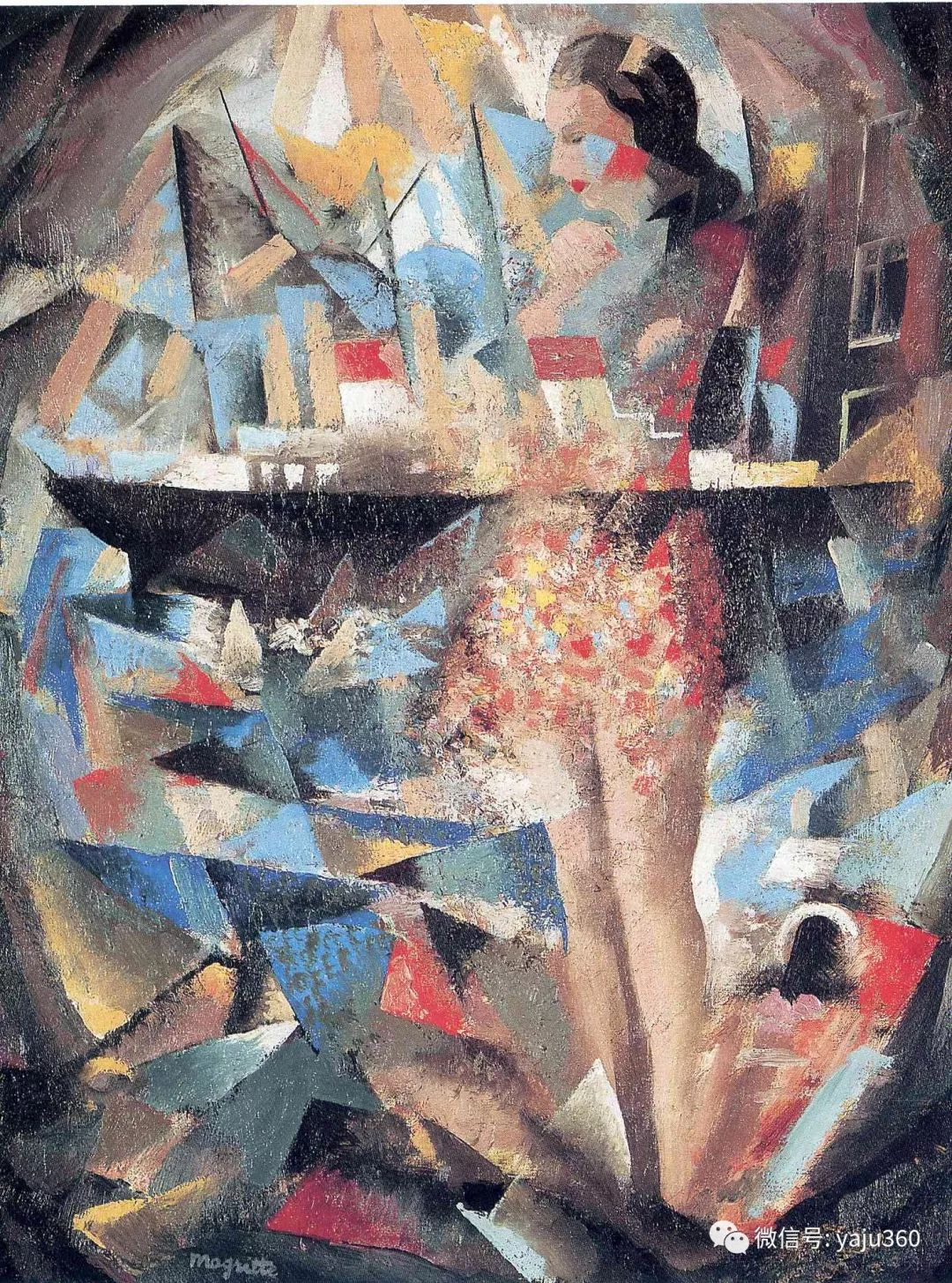 超现实主义 比利时画家Rene Magritte插图13