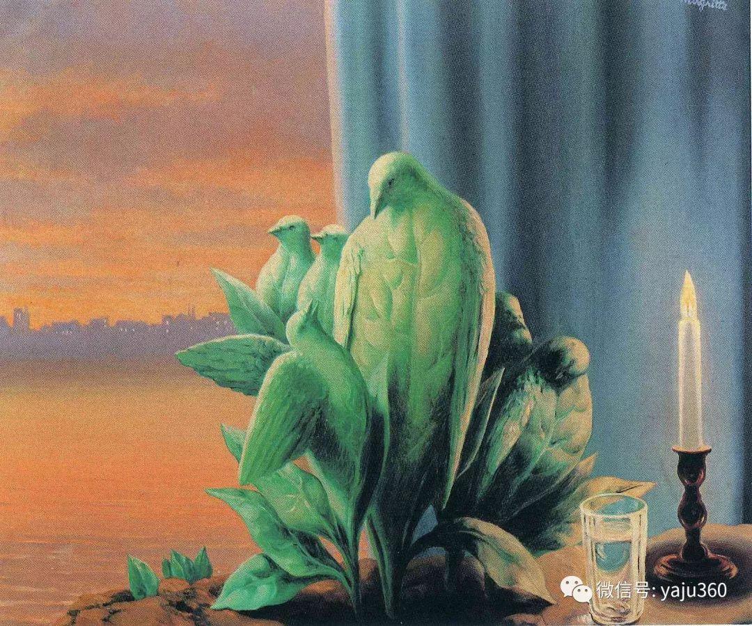 超现实主义 比利时画家Rene Magritte插图15