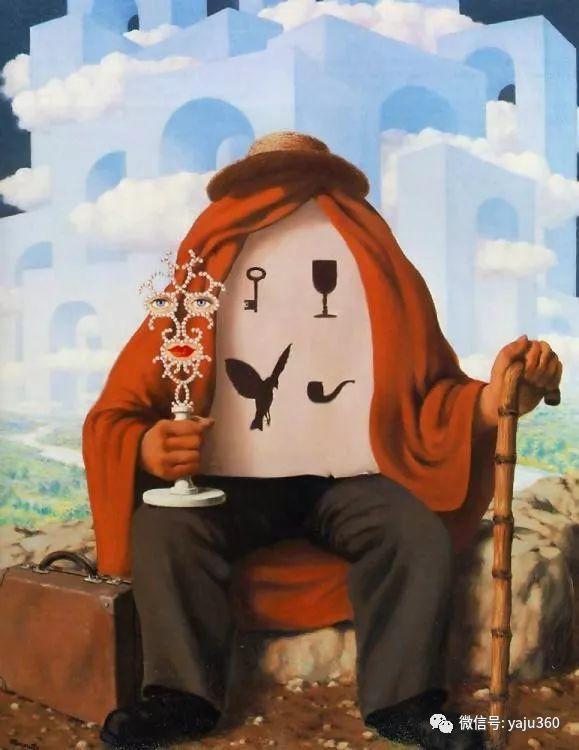 超现实主义 比利时画家Rene Magritte插图17