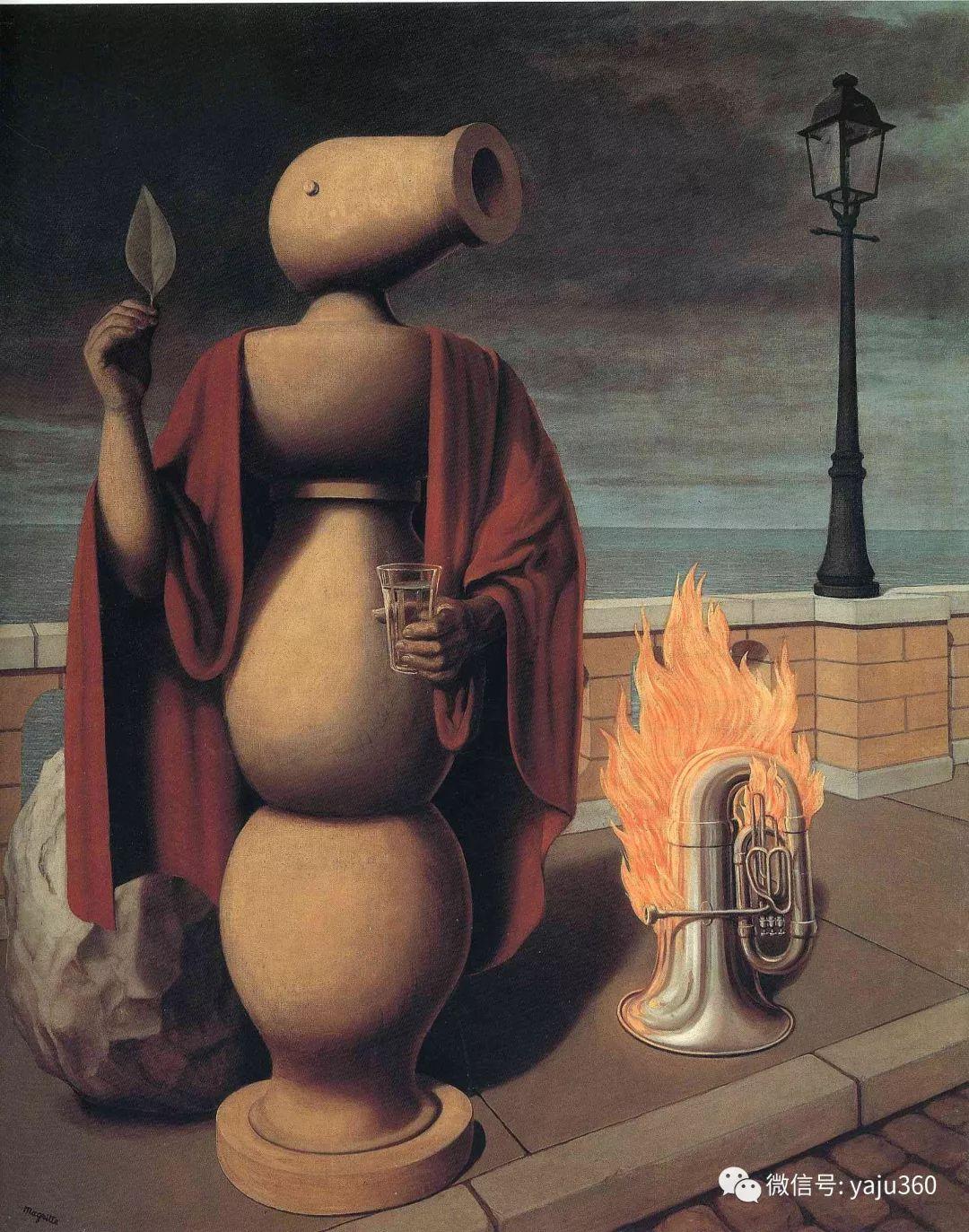 超现实主义 比利时画家Rene Magritte插图19