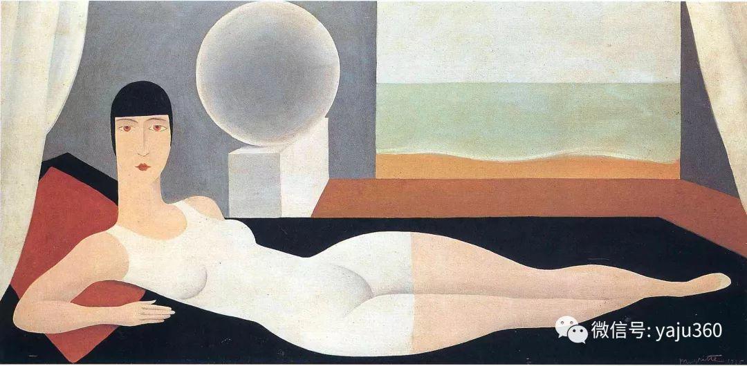 超现实主义 比利时画家Rene Magritte插图21
