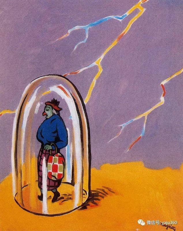 超现实主义 比利时画家Rene Magritte插图23