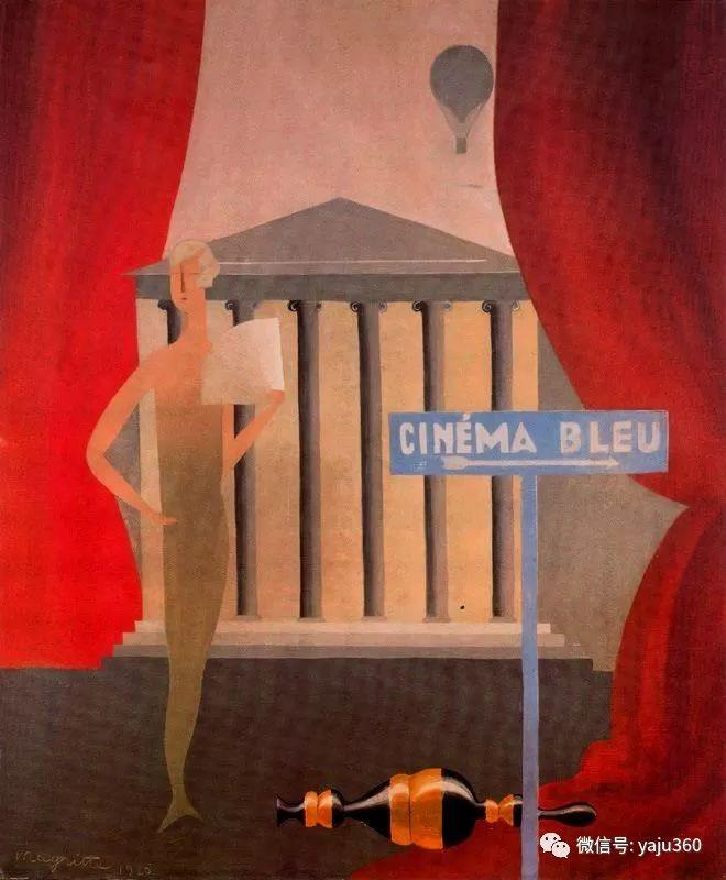 超现实主义 比利时画家Rene Magritte插图25