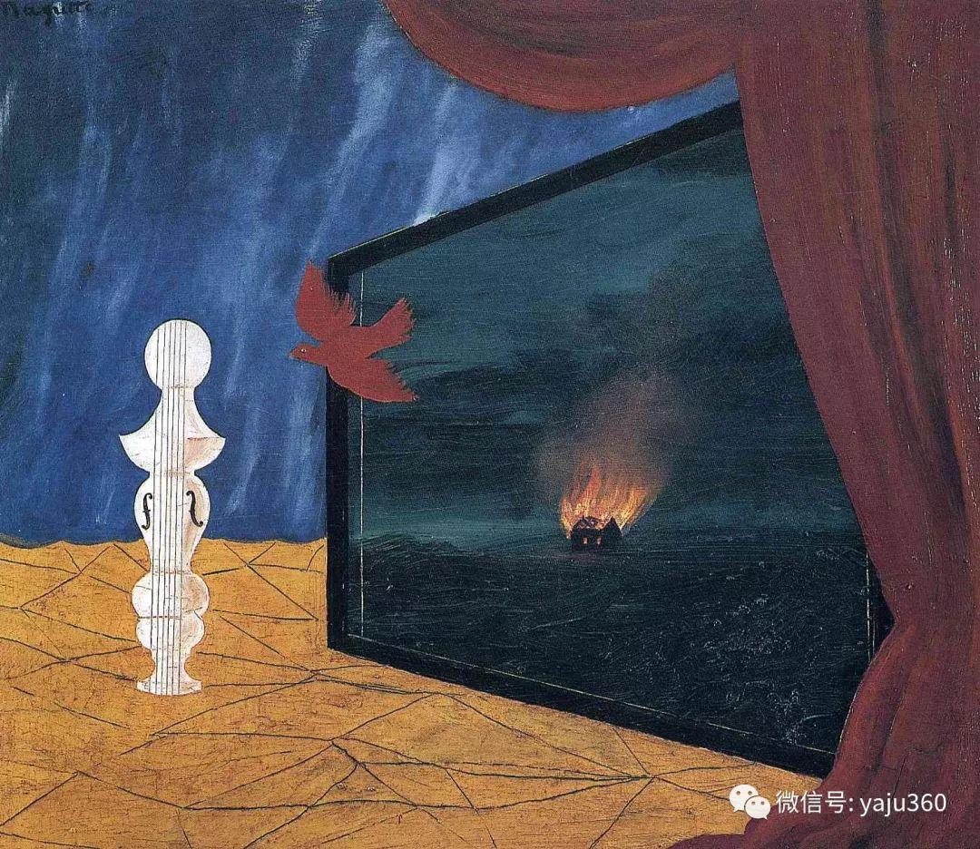 超现实主义 比利时画家Rene Magritte插图27