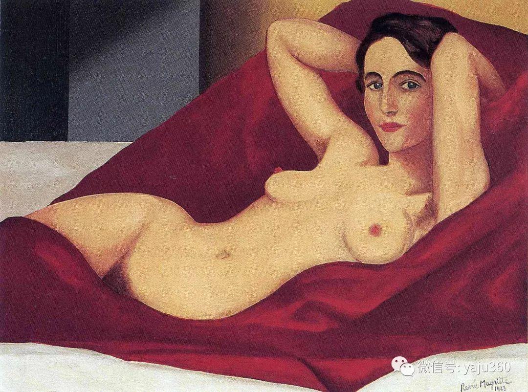 超现实主义 比利时画家Rene Magritte插图29