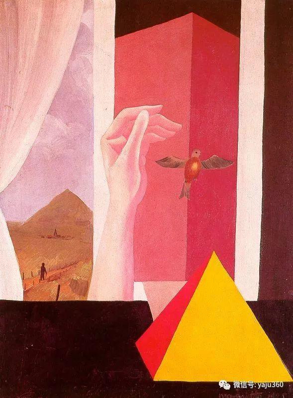 超现实主义 比利时画家Rene Magritte插图31